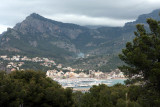 View to Port de Soller