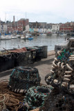Weymouth Harbour creels