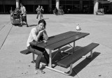 Woman & Gull