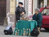 Saturday market in Zemun