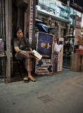 a lady locksmith
