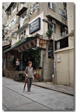 old street, old shop, old acquaintances