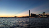 sunset colours...