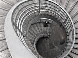 a downward spiral...