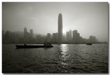 victoria harbour and the star ferry
