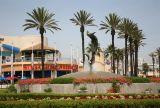 Long Beach and Universal Studios