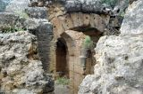 Algérie - Tipasa - ruines-romaines