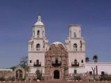 San Xavier south of Tucson