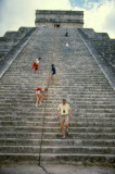 Chichen Itza, Kulkulcan Pyramid