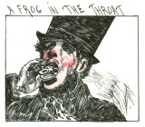 A Frog in the Throat