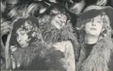 Three in Drag:  Opal Nations - Pat Tavenner - Irene Dogmatic-1973