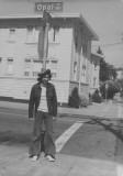 1973 - Opal on Opal Street, Oakland