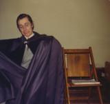 Opal as Dracula - mid-70s