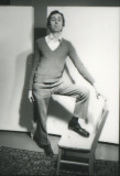 1978  - Reading with chair #3 - Toronto