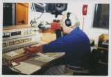 Opal Nations - mid-90s  - KPFA studio, Berkeley
