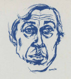 Portrait of Opal Nations by Robert Fones (1978)