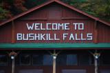 Fall at Bushkill Falls - PA