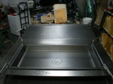 Rear floor pan with box Miller Meteor
