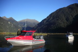 Camelot River, Bradshaw Sound - Fiordland