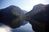Bradshaw Sound - U shaped valley