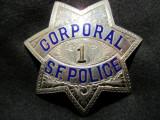 modern corporal badge
