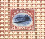 the inverted Jenny is a rare flawed print of the first US airmail stamp of 1918
