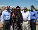 Sacha's Graduation