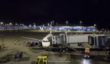 Departing Hong Kong