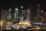 City Light of Singapore