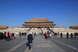 The Hall of Supreme Harmony  太和殿