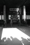 Visitors' shadow