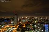 Night shot of Sapporo