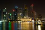 CBD of Singapore