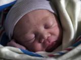 Ethan, 2/16/09, 10:11 am, 7 lbs. 3 oz.