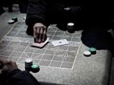 Card Game, Columbus Park #536