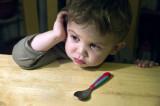 Cranky, Waiting For Dinner
