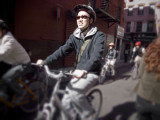 Cyclists, Doyers Street