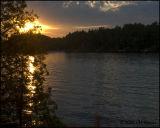 4336 Muskoka Sunset