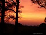Fortunate Autumn Sunset.
