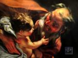 Joseph and Infant Christ