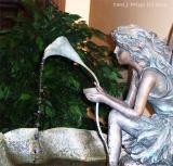 Fountain Angel.