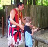 Comanche Indian.