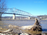 Ohio River Swelling its Banks!