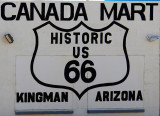 Headed to Nipton, California from Kingman, Arizona (Rt 66)