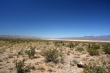 Heading into Mojave National Preserve