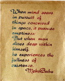 Meher Baba Poster 06
