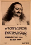 Meher Baba Poster 09
