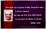 Meher Baba Poster 23