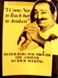 Meher Baba Poster 36