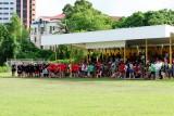 Kuching, Sarawak, Interhash, Rugby Match, 02/07/2010